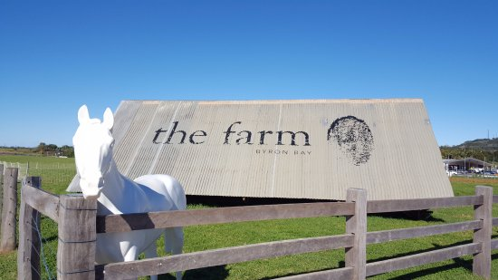 Ewingsdale, Australien: The Farm