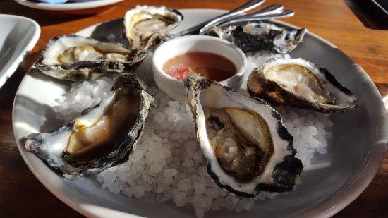 Ewingsdale, Australia: Oysters