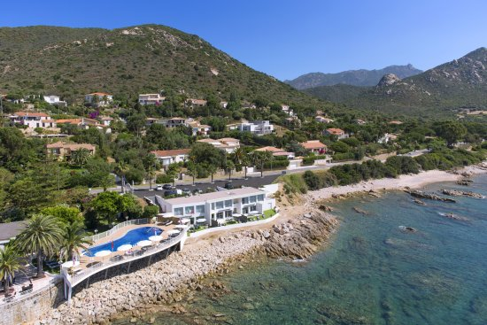 Hotel Dolce Vita : Hôtel Dolce Vita 4 étoiles - Vue aérienne