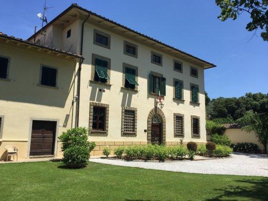 Relais Villa Belpoggio: Hausansicht