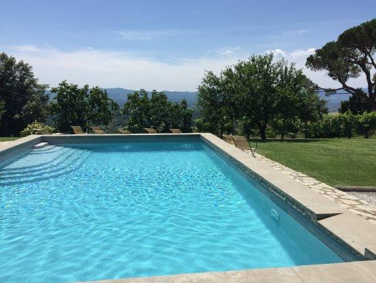 Relais Villa Belpoggio: Pool