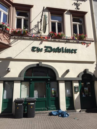 The Dubliner Hotel and Irish Pub