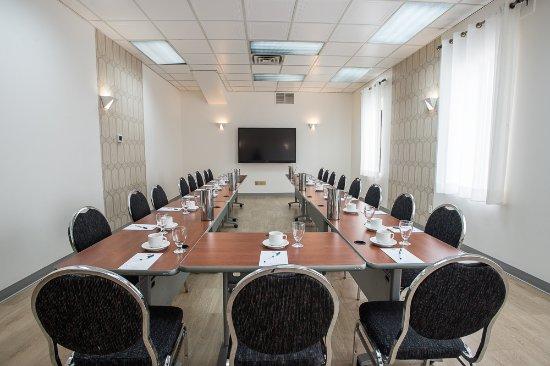 Rouyn-Noranda, Canadá: Salle de réunion Richmont