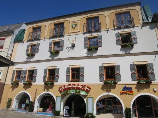 Posthotel Schladming: Unsere Fassade