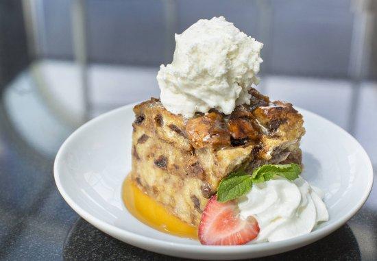 Δυτικό Conshohocken, Πενσυλβάνια: Bread Pudding