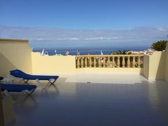 CLC Paradise: Huge balcony