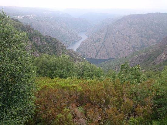 Провинция Оренсе, Испания: Mirador de Cabezoá