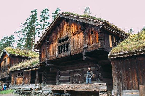 Resultado de imagen para Museo del Pueblo Noruego