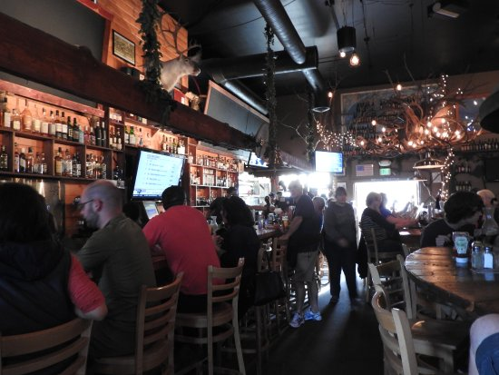 Healy, Αλάσκα: Great bar and great food