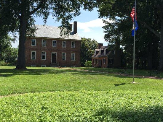 Fredericksburg, VA: Kenmore Plantation and Gardens