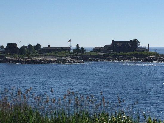 Cape Arundel Inn & Resort: President G.H.W. Bush's home