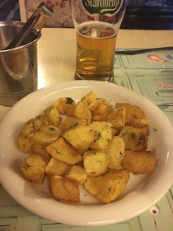 niky: картошка с укропом