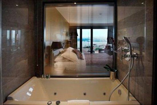 Gezi Hotel Bosphorus: Bosphorus suite bathroom