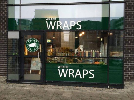 wraps wraps trondheim
