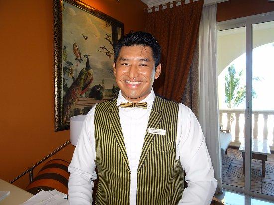 Iberostar Grand Hotel Paraiso: Butler Henri
