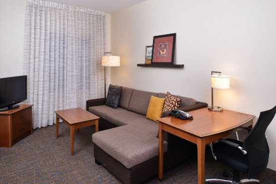 Residence Inn Columbia Northeast: Queen Suite