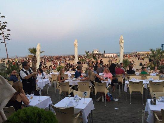 Restaurant L Ona Picture Of L Ona Restaurant Premia De Mar Tripadvisor