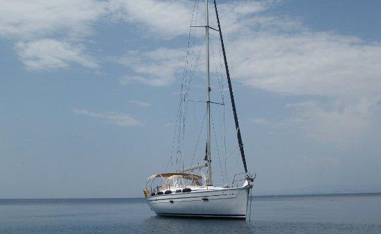 Paliouri, Grecja: Kappa Sailing