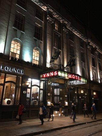 Wynn's Hotel: Hotel mit viel Flair