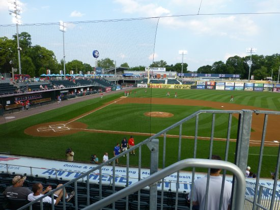 Metro Bank Park: View from Section 207