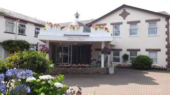 Hotel La Place: Entrance