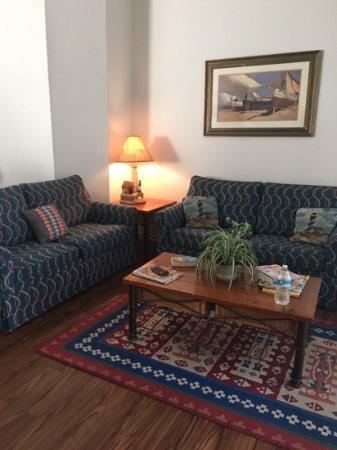Silver Villas: lounge