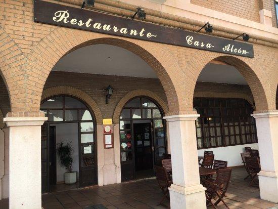 Restaurante restaurante casa alc n en valencia de don juan con cocina otras cocinas espa olas - Restaurante casa de valencia ...