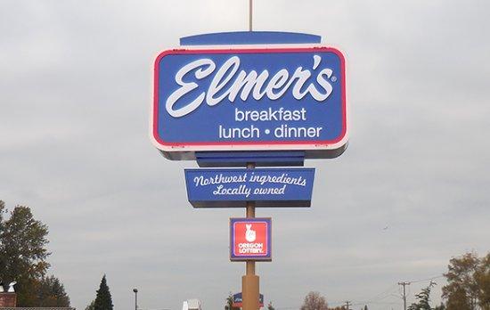Gresham, Όρεγκον: Elmer's Restaurant