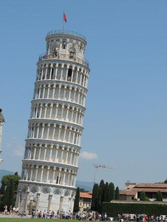 La tour de pise picture of torre di pisa pisa tripadvisor - La tour de pise se redresse ...