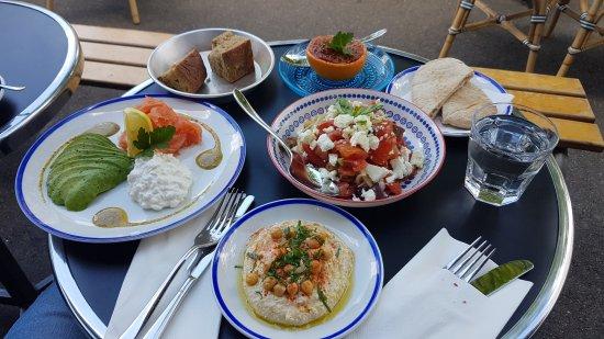 Photo of Middle Eastern Restaurant Grand Café Lochergut at Badenerstrasse 230, Zurich 8004, Switzerland