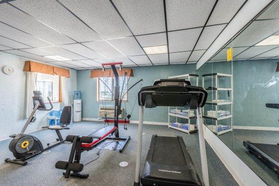 Comfort Inn Scottsbluff: Fitness Center