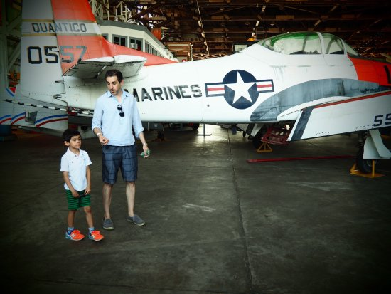 Naval Air Station Wildwood Aviation Museum: Absolutely incredible! My 5 year old boy and my husband enjoyed it very much. Even for a mom, I