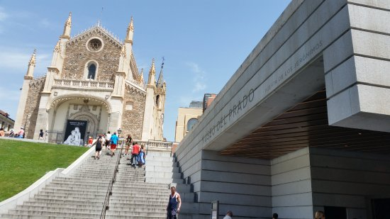 Prado Museum Pieces On Tour