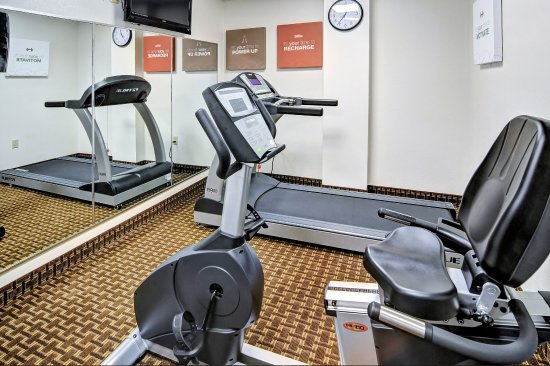 Atkins, VA: Fitness Room