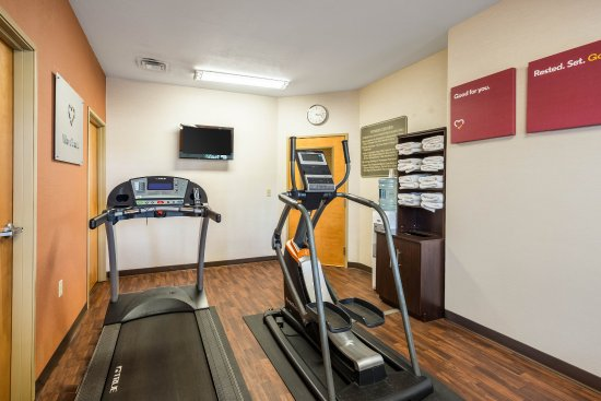 Batesville, AR: Fitness Center