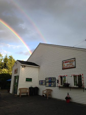 Steuben, ME: Uncle Skinny's the little pot of gold at the end of the rainbow