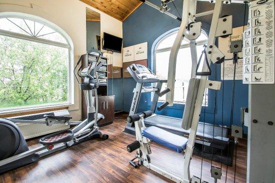 Comfort Suites Wisconsin Dells Area: Fitness