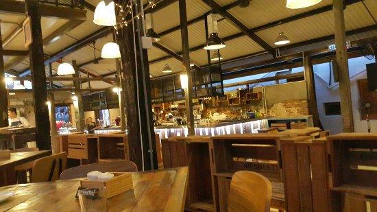 The Granary Kitchen Kuching Menu