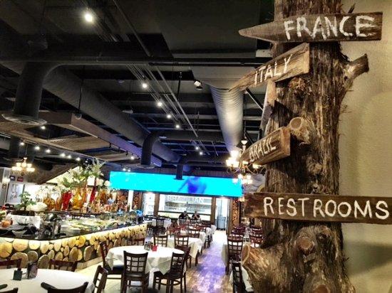 Lake City, FL: Dining Area