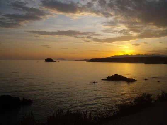 Isla Plana, Spanien: Mazarron landscape