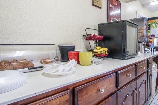Brownsville, TN: Breakfast
