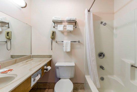 Castro Valley, Καλιφόρνια: Bathroom