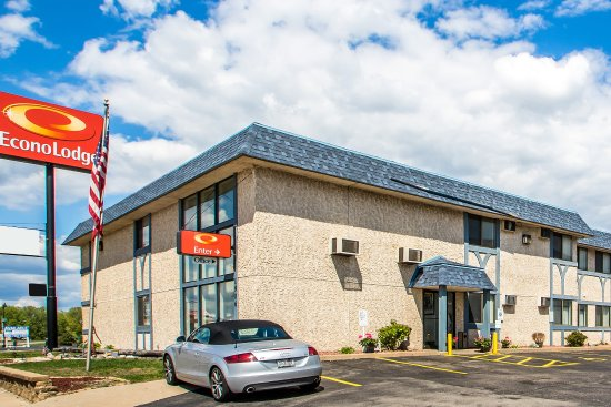 Econo Lodge La Crosse