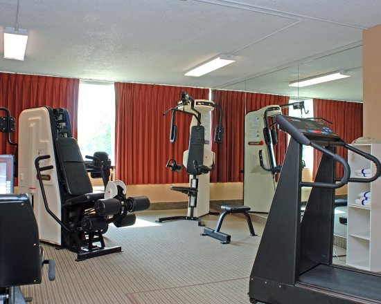 Hamburg, Nowy Jork: Fitness Room