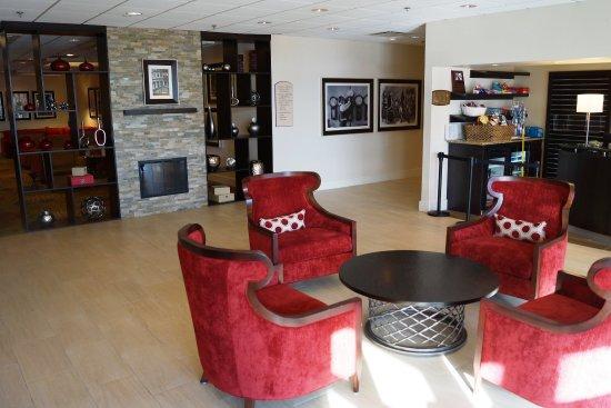 College Park, Maryland: Hotel Lobby