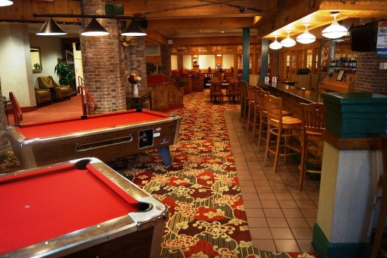 College Park, Maryland: Bar and Lounge