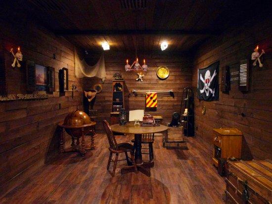 Chamber Escape Room Texas