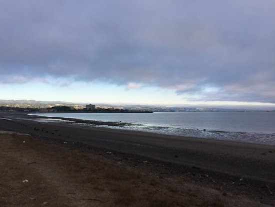 San Mateo, Kalifornia: Coyote Point Beach