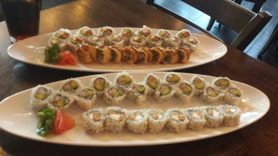 Hutong Sushi & Grill: 20160707_135239_large.jpg