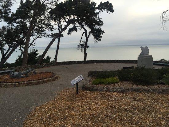 San Mateo, Kalifornia: CP Midshipman & Merchant Memorial 7-3-2016